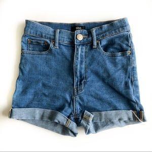 UO • bdg high rise shorts
